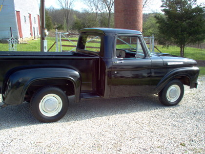 1961 ford f100 ford trucks for sale old trucks. Black Bedroom Furniture Sets. Home Design Ideas