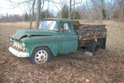 One ton dump chevrolet chevy trucks for sale old trucks antique