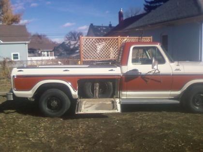 1978 Ford F350 Camper Special - Ford Trucks for Sale   Old Trucks, Antique Trucks & Vintage ...
