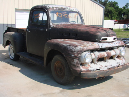 1948 Ford Truck for Sale
