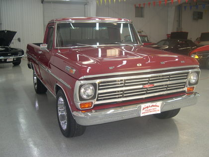 Ford Ranger on Old Dodge Truck 4 Door