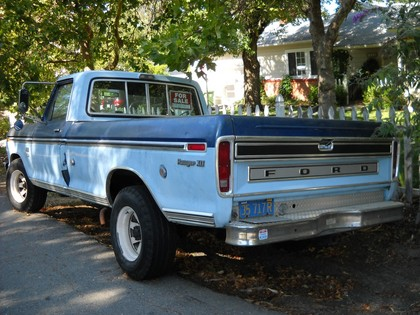 1973 Ford F250 Ranger Xlt Camper Special Ford Trucks For