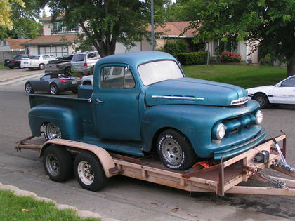 1948 Ford F1 Wiring Harness further 1950 Chevy Truck Frame Dimensions likewise 111844881034 moreover 1949 F1 Ford Truck Wiring Harness further 250770631939. on 1952 ford f1 pickup truck