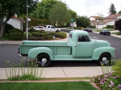 1952 Chevy 3800 One Ton Chevrolet Chevy Trucks For