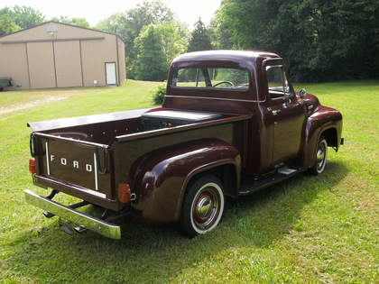 1953 Ford F 100 Ford Trucks For Sale Old Trucks