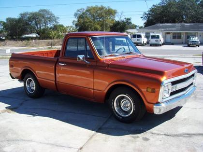 1970 chevy 1970c10 short fleetside chevrolet chevy trucks for sale old trucks antique. Black Bedroom Furniture Sets. Home Design Ideas