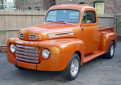 1948 Ford F1 - Ford Trucks for Sale | Old Trucks, Antique Trucks