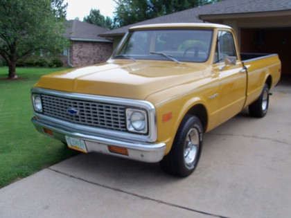 1972 chevy c 20 chevrolet chevy trucks for sale old trucks antique trucks vintage. Black Bedroom Furniture Sets. Home Design Ideas