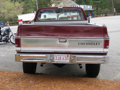 1975 Chevy K20 Silverado - Chevrolet - Chevy Trucks for ...