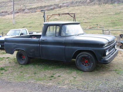 Cash For Cars Dallas >> 1960 Chevy shortbox c10 - Chevrolet - Chevy Trucks for ...
