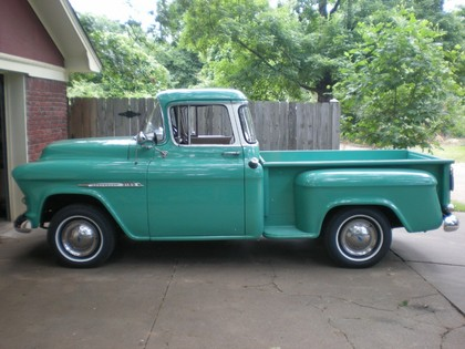 1955 Chevy 3100 Chevrolet Chevy Trucks For Sale Old