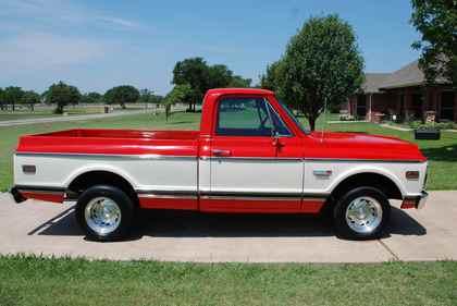 Weatherford Gmc Parts >> 1972 Chevy C10 Super Cheyenne - Chevrolet - Chevy Trucks for Sale | Old Trucks, Antique Trucks ...