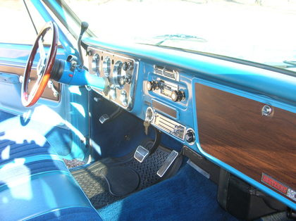 Trucks For Sale In Oklahoma >> 1972 Chevy C20 Cheyenne Camper Special - Chevrolet - Chevy ...