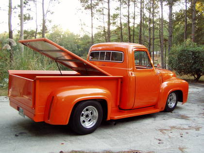 1954 Ford F100 Ford Trucks For Sale Old Trucks