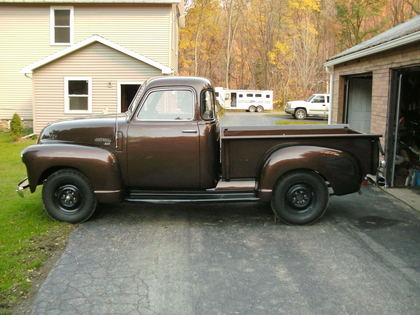 1950 Chevy 3100 Chevrolet Chevy Trucks For Sale Old