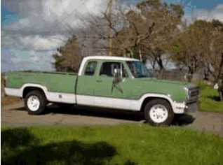 1973 Dodge D200 Club Cab Dodge Trucks For Sale Old