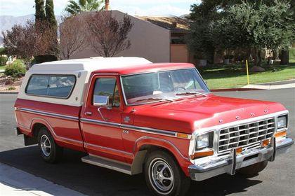1978 Ford F100 Lariat Ranger Ford Trucks For Sale Old