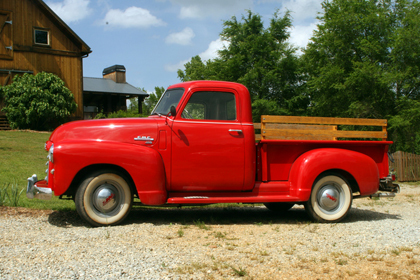 1949 Gmc 1 2 Ton Pickup on 1949 chevy pickup 5 window for sale
