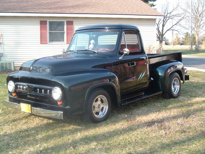 1953 ford f100 ford trucks for sale old trucks antique trucks vintage trucks for sale. Black Bedroom Furniture Sets. Home Design Ideas