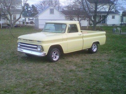 1966 chevy trucks for sale