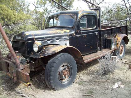 1949 Dodge Power Wagon Dodge Trucks for Sale | Old Trucks, Antique