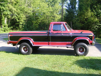 1979 Ford F150 4x4 For Sale Ohio ~ 1979 Ford F150 Lariat - Ford Trucks