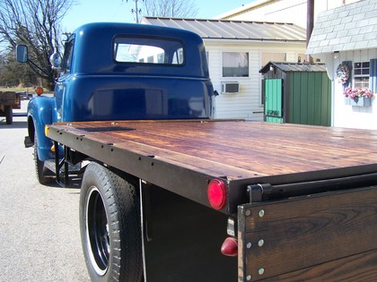 1952 Chevy 3800 Series One Ton Chevrolet Chevy Trucks