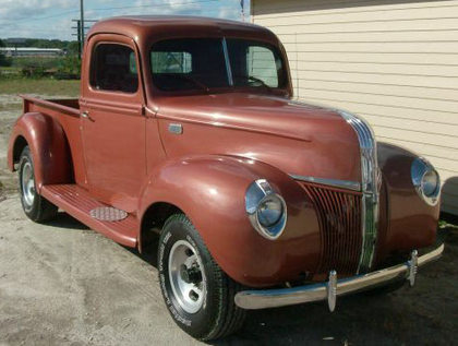 1941 Ford F100 Ford Trucks For Sale Old Trucks