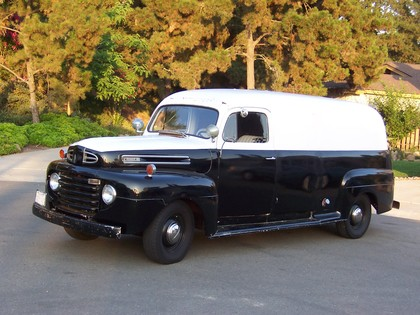 Gmc Parts San Diego >> 1950 Ford Panel - Ford Trucks for Sale | Old Trucks, Antique Trucks & Vintage Trucks For Sale ...