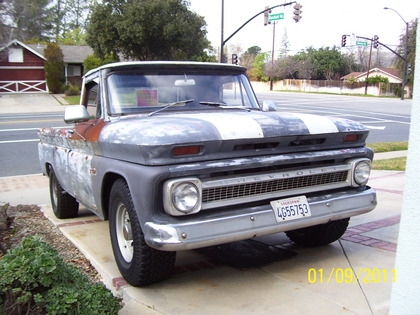 1966 Chevy C20  Chevrolet  Chevy Trucks for Sale  Old Trucks