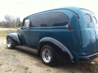 1946 Chevy Panel Truck for Sale