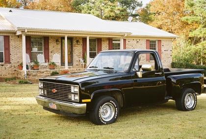 1984 Chevy Short Wheel Base Chevrolet Chevy Trucks For