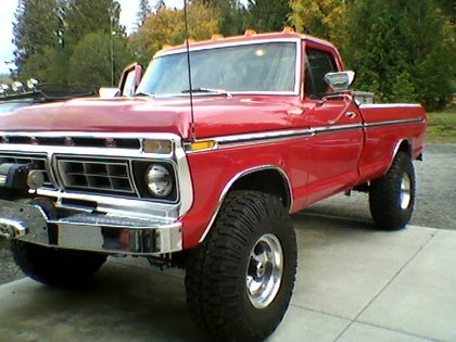 1976 Ford F250 Highboy - Ford Trucks for Sale | Old Trucks, Antique