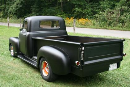 1947 1953 Chevy Pickup On 2040cars on 1949 chevy pickup 5 window for sale