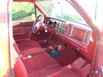 1985 Ford Ranger XLT 4x4 - Ford Trucks for Sale | Old ...