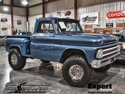 1966 Chevy C 10 Short Bed Step Side With 4x4 Chevrolet