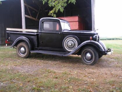 1935 dodge kc dodge trucks for sale old trucks antique trucks vintage trucks for sale. Black Bedroom Furniture Sets. Home Design Ideas