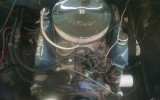 66_ford_f100_engine_clean
