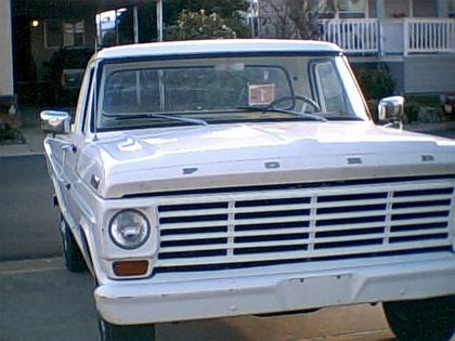 1967 Ford F250 - Ford Trucks for Sale   Old Trucks ...