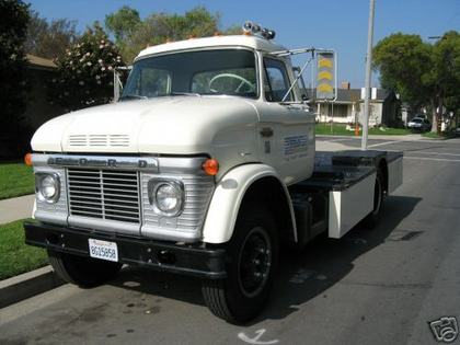 1966 Ford F750 Ford Trucks For Sale Old Trucks