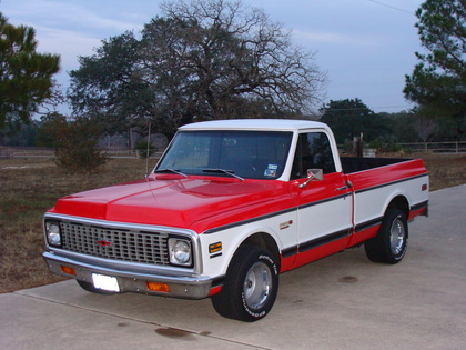 1971 Chevy C10 Chevrolet Chevy Trucks for Sale