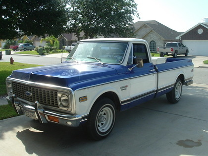 1970 Chevy C/10 - Chevrolet - Chevy Trucks for Sale | Old ...