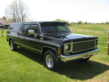 1977 gmc crew cab gmc trucks for sale old trucks antique trucks vintage trucks for sale. Black Bedroom Furniture Sets. Home Design Ideas