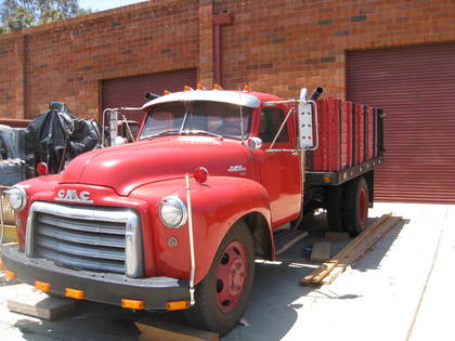 1950 Gmc 350 Truck 2 Ton Gmc Trucks For Sale Old