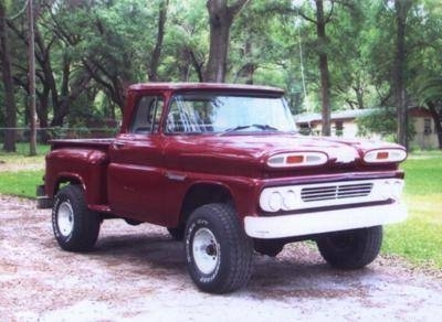 Chevy Apache 4x4 For Sale 1960 Chevy Apache K10 4x4