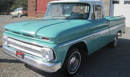 1966 Chevy C10 Fleetside Pickup Truck Chevrolet Chevy