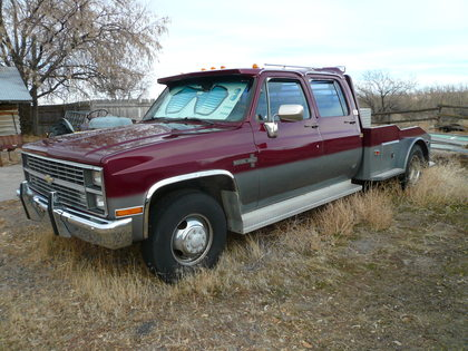 1984 Chevy 3600 Chevrolet Chevy Trucks For Sale Old
