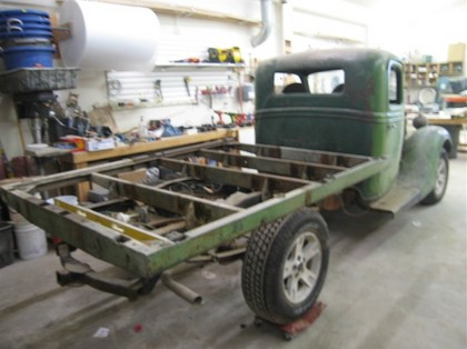 1935 ford flat bed ford trucks for sale old trucks for Classic beds for sale