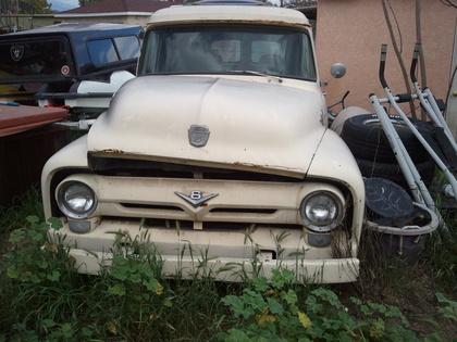 1956 F100 Used Parts For Sale | Autos Weblog