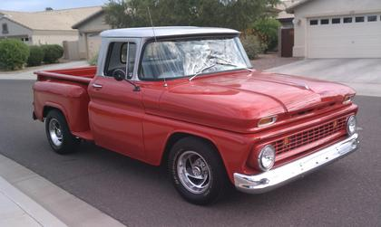 1963 Chevy C10 Chevrolet Chevy Trucks For Sale Old